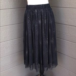NWOT Love In Mystical Skirt